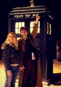 Someday I will stop pinning all the Ten and Rose pins. but today is not that day.// lotr quote on doctor who? My life just got ten times better. Doctor Who 10, 10th Doctor, Rose And The Doctor, Bbc Tv Series, Christopher Eccleston, Billie Piper, Don't Blink, Rose Tyler, Torchwood