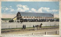 Amazing that this Stafford Fairground is now the home of Stafford Motor Speedway!