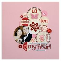 A Project by bluestardesign from our Scrapbooking Gallery originally submitted 02/24/11 at 07:44 AM