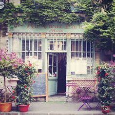 Au Vieux Paris - Tapetit / tapetti - Photowall