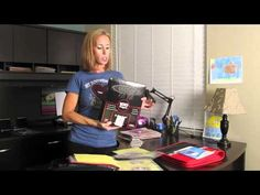 How to Make a Coupon Binder~~great videos to start out. Scroll down to get a free Binder Cover video.