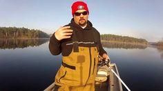 Tricks to Stay Warm while Fishing (Ike's Trick), via YouTube.