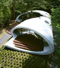 Amazing Home Design Architecture by Kotaro Ide #architecture #modern #design #garden #seemorepictures #minimalist