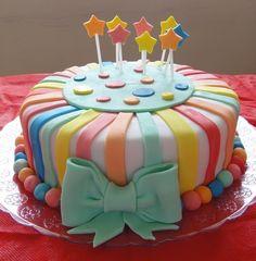 Cake color