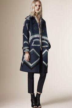 Burberry Prorsum Pre-Fall 2015 - Slideshow - Runway, Fashion Week, Fashion Shows, Reviews and Fashion Images - WWD.com