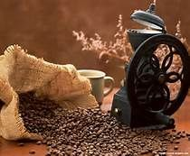 Coffee Wallpaper: Grind those beans I Love Coffee, Coffee Break, My Coffee, Coffee Drinks, Coffee Cups, Coffee Maker, Coffee Machine, Expresso Coffee, Coffee Art