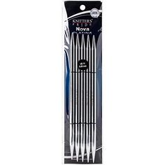 Knitters Pride 118mm Nova Platina Double Pointed Needles 8 >>> Want to know more, click on the image.Note:It is affiliate link to Amazon.
