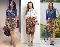 look com jaqueta jeans - Pesquisa Google