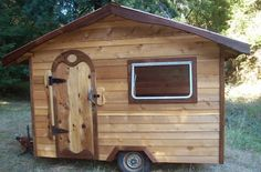 A step-by-step guide to building your own tiny on wheels cabin for merely $1,500.