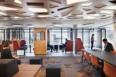 Westpac_-_mel_-_wp_%e2%80%93_d_%e2%80%93_shannonmcgrath_%e2%80%93_1800px_2015-03_-_024 Office Space Design, Interior Design Work, Workplace Design, Corporate Interiors, Office Interiors, Future Office, New Home Designs, Commercial Interiors, Design Awards