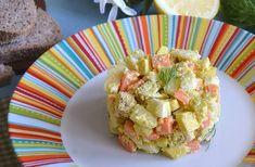 Tartare de légumes WW, recette d'un bon tartare léger de légumes croquants facile et simple à réaliser pour une entrée ultra vitaminé.