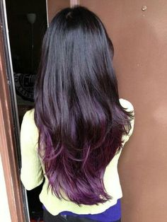 I want to do this on a burgundy color!