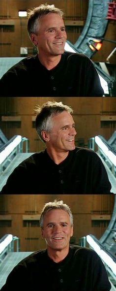 Stargate interview - RDA was fantastic on Stargate!!!!!