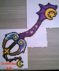 Stella - Star Seeker Keyblade by barteletjess.deviantart.com on @deviantART