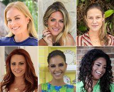 Make natural em alta: inspire-se nas famosas Angélica, Giovanna Ewbank, Vivi Araújo e mais! Confira as maquiagens mais usadas e faça a sua ♥