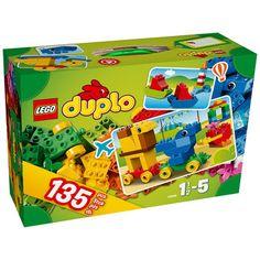 Lego Duplo Creative Suitcase (10565) Half Price - £19.99