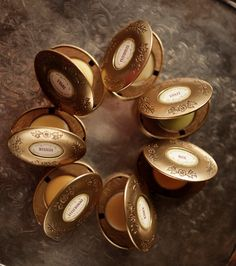 solid perfume lockets