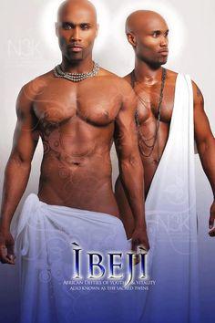 Deuses e Deusas Africanos - Orixás em atualidade - Ibeji