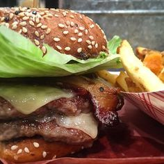 Best Damn Grass Fed Cheeseburger at 4505 Burgers and BBQ in San Francisco | 21 Juicy Burgers That Will Ruin You For All Other Burgers