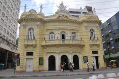Vitória, Espírito Santo, Brasil - Teatro Carlos Gomes