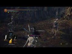 Dark Souls 3 Xbox One 1080P Walkthrough Part 22.