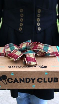 Candy Club is the perfect gift for that sweet someone on your list! 🎁