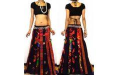 Free Boho Skirt Patterns   Hippie Skirt Pattern – Catalog of Patterns/