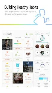 Samsung Health – miniaturka zrzutu ekranu