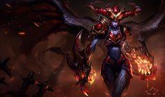 Shyvana, the Half-Dragon | League of Legends