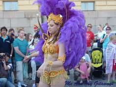Me And My Getaways: Helsinki Samba Carnaval