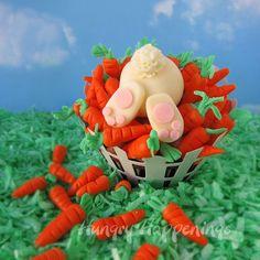 Hungry Happenings: Ravenous Rabbit cupcakes