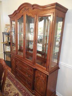 Thomasville China Cabinets | Bar Cabinet