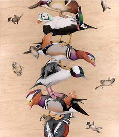 Surreal Artworks by Tiffany Bozic | Inspiration Grid | Design Inspiration