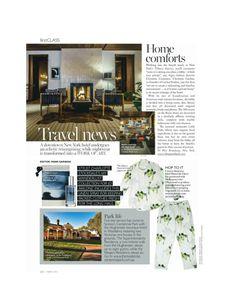 Smyth Tribeca featured in Vogue Australia.