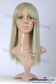 Leaf Green Cosplay Wig *Medium 50cm Wigs