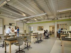 GFS biology lab people