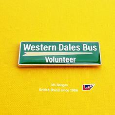 Nice wide volunteer badge with epoxy coating & strong magnet fixing. Epoxy Coating, Badge, Strong, Nice, Badges