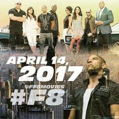 Fast and Furious8 Official @furious8_movie - For Paul #Like if You Can...Yooying