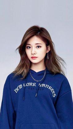 Chou Tzuyu, known mononymously as Tzuyu, is a Taiwanese singer based in South Korea and a member of the K-pop girl group Twice, under JYP Entertainment. Kpop Girl Groups, Korean Girl Groups, Kpop Girls, Korean Beauty, Asian Beauty, Snsd Yuri, Tzuyu Wallpaper, Twice Tzuyu, Twice Kpop