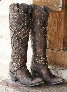 Best lookin cowboy boots I've ever seen