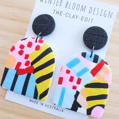 ✖SET YOUR ALARMS ✖ @winterbloomdesign RESTOCK Tonight 8PM QLD TIME ONLINE @giftsatteacup #handmade #giftsforher #giftsatteacup #floral #art #artist #abstract #pink #stripe #ruralqld #roma #womeninbusiness #earrings #madeinaustralia #australianmade #accessories #restock #style #whattowear #teacherstyle #classic #original