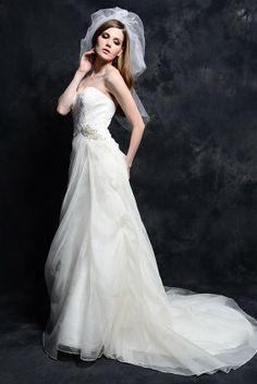 Eden SL051A Wedding Dress