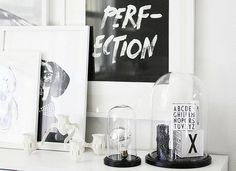 Decorating with Bell Jars