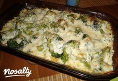 Brokkoli csirkeágyon | Nosalty