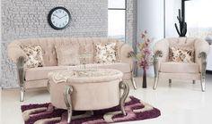 Kübra Salon Takımı #avangarde #furniture #koltuk #black #design #decoration #sofa #yildizmobilya #pinterest http://www.yildizmobilya.com.tr/