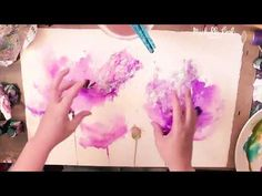 Loose Wet into Wet Watercolours with Andrew Geeson Poppies Watercolor Poppies, Watercolor Paintings Abstract, Sketch Painting, Watercolor Artists, Watercolor Beginner, Watercolor Video, Watercolour Tutorials, Poppy Youtube, Abstract Flowers