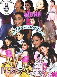 Happy birthday!!!!!!! Birthday Gifts For Teens, Teen Birthday, Happy Birthday, Her Music, Ariana Grande, Love Her, Acting, Celebrities, People