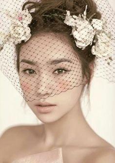 Korea bridal make up