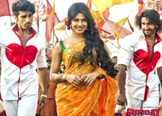 "Beautiful Priyanka Chopra in ""Gunday"""