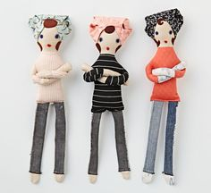 1000+ ideas about Fabric Doll Pattern on Pinterest | Diy Doll, Sewing Dolls and Handmade Dolls